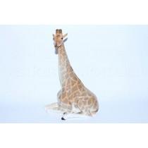Скульптура Жираф с поднятой головой