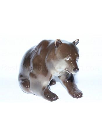 Скульптура Медведь Бурый