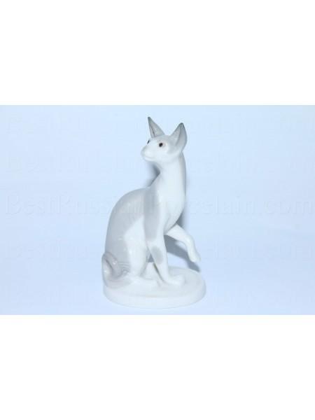 Скульптура Кошка Сфинкс