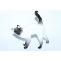 Скульптура Сиамская кошка