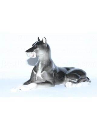 Скульптура Дог (Чёрный)